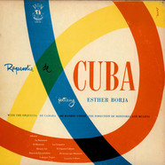 Esther Borja With The Orquesta De Cámara De Madrid - Rapsodia De Cuba Featuring Esther Borja