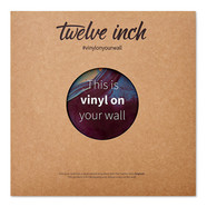 Twelve Inch - Twelve Inch Original Invisible Vinyl Display