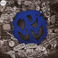 Pennywise - Never Gonna Die Blue Vinyl Edition