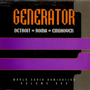 V.A. - Generator: World Sonik Domination Volume One