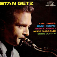 Stan Getz - Stan Getz With Cal Tjader