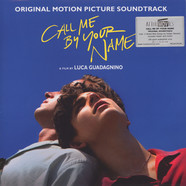 Luca Guadagnino - OST Call Me By Your Name