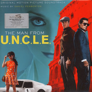 Daniel Pemberton - OST The Man from U.N.C.L.E. Colored Vinyl Edition