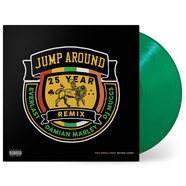 Everlast / Damian Marley / DJ Muggs - Jump Around 25 Year Remix Green Vinyl Edition