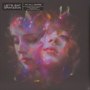 Let's Eat Grandma - I'm All Ear Translucent Yellow Edition