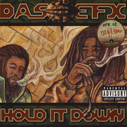Das EFX - Hold It Down Red Vinyl Edition