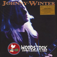 Johnny Winter - The Woodstock Experience