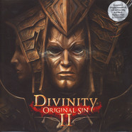 Borislav Slavov - OST Divinity: Original Sin 2 Red/Black Vinyl Edition