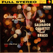 Sal Salvador Quartet - Colors In Sound