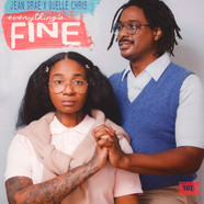 Jean Grae & Quelle Chris - Everything's Fine Colored Vinyl Edition