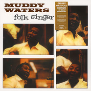 Muddy Waters - Folk Singer Gatefolsleeve Edition