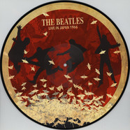 Beatles, The - Live In Japan Picture Disc Edition