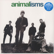 Animals, The - Animalisms Blue Vinyl Edition