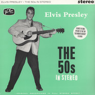 Elvis Presley - The 50'S In Stereo Green Vinyl Edition