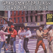 Grandmaster Flash & The Furious Five - The Message 180g Vinyl Edition