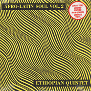 Mulatu & His Ethopian Quintet - Afro-Latin Soul Volume 2 Colored Vinyl Edition