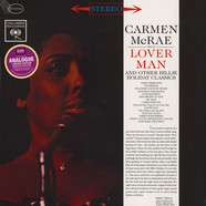 Carmen McRae - Lover Man & Other Billie Holiday Classics