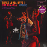Tito Rodriguez And His Orchestra - Three Loves Have I