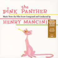 Henry Mancini - OST The Pink Panther Gatefoldsleeve Edition