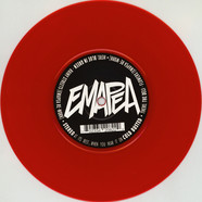 The Deli & Blue In Green - Flowers / Rainy Streets (Emapea Re-Works) Red Vinyl Edition