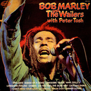 Bob Marley & The Wailers With Peter Tosh - Bob Marley & The Wailers With Peter Tosh