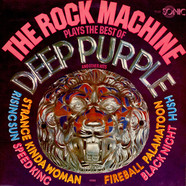 Rock Machine, The - Plays The Best Of Deep Purple And Other Hits
