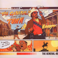 Green Lion Crew & Mr. Williamz - The General Comes To Town - The General 45 Feat. Joe Lickshot