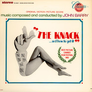 John Barry - OST The Knack...And How To Get It