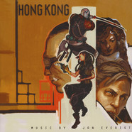 John Everist - OST Shadowrun: Hong Kong - Official Soundtrack Colored Vinyl Edition