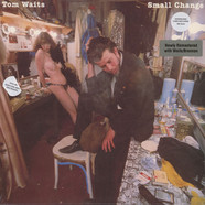 Tom Waits - Small Change (Remastered) Black Vinyl Edition