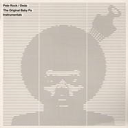 Pete Rock / Deda - The Original Baby Pa Instrumentals