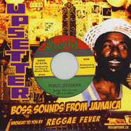 Judge Winchester, Winton Blake, Lee Perry / Jimmy Riley, Lee Perry - Public Jestering / Darkness On The City