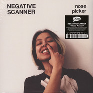 Negative Scanner - Nose Picker Colored Vinyl Edition