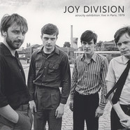 Joy Division - Atrocity Exhibition: Live In Paris December 1979