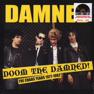 Damned, The - Doom The Damned! The Chaos Years 1977-1982