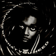 Maxi Jazz - The Maxi-Single (More Of What You Need)