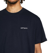 Carhartt WIP - S/S Script Embroidery T-Shirt