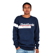 Reebok - AC F DIS Fleece Crew Sweater
