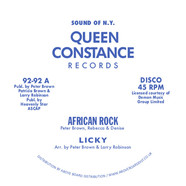 Licky & Dream Lovers - African Rock