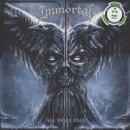 Immortal - All Shall Fall Red Vinyl Edition