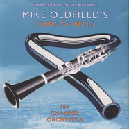 Orchard Chamber Orchestra - Plays Mike Oldfield's Tubular Bells Sky Blue Vinyl Edition