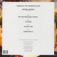 Midori Takada - Through The Looking Glass Crystal Clear Vinyl Edition