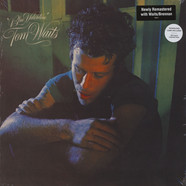 Tom Waits - Blue Valentine Remastered Blue Vinyl Edition
