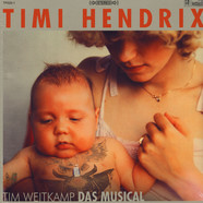 Timi Hendrix - Tim Weitkamp Das Musical White Vinyl Edition
