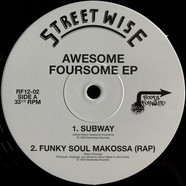 Awesome Foursome - Awesome Foursome EP