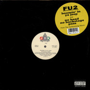 FU2 - Boomin' In Ya Jeep / No Head, No Backstage Pass