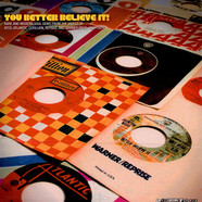 V.A. - You Better Believe It! (Rare & Modern Soul Gems from the Vaults of Atlantic, ATCO, Cotillion, Reprise and Warner Bros. 1967 - 1978)