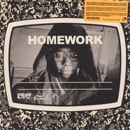Kev Brown - Homework Black Vinyl Edition