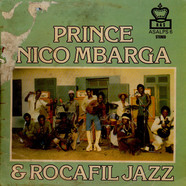 Prince Nico Mbarga And Rocafil Jazz - Sweet Mother