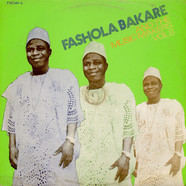 Fashola Bakare And The Music Makers - Vol. 8